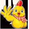 مرغ چو